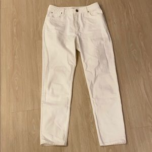 Sandro White Jeans; new without tags